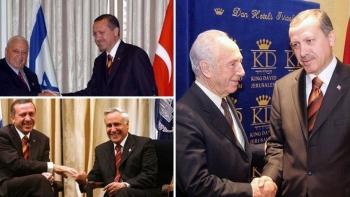 العلاقات التركية الإسرائيلية- أرشيفية