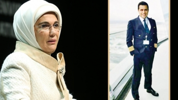 ابن شقيق أمينة أردوغان