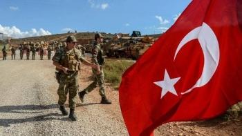 قاعدة عسكرية تركية