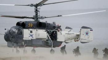 القوات الروسية بالقطب الشمالي- أرشيفية