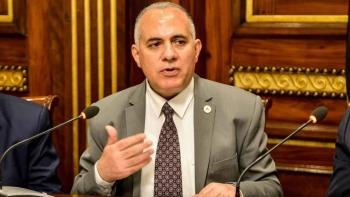 وزير الري المصري