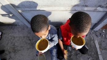 أطفال إثيوبيا