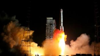الصاروخ الفضائي الصيني