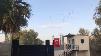 القنصلية التركية في الموصل