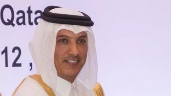 وزير المالية علي شريف العمادي