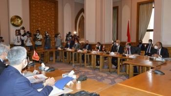 مباحثات مصر وتركيا