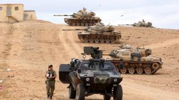 قوات تركية شمال العراق- أرشيفية