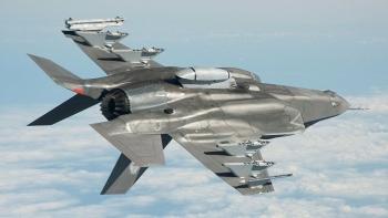مقاتلات إف 35