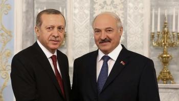 أردوغان ونظيره البيلاروسي