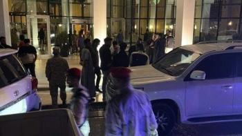 اقتحام المجلس الرئاسي الليبي