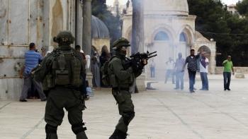 اعتداءات إسرائيلية على الأقصى- أرشيفية