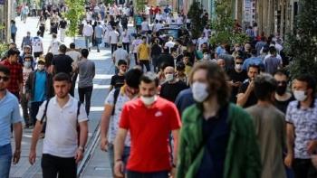 تراجع تركيا في تقرير السعادة العالمي