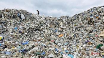 مكب النفايات في تركيا