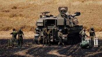 الدبابات الإسرائيلية