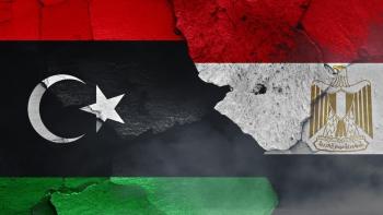 علمي مصر وليبيا