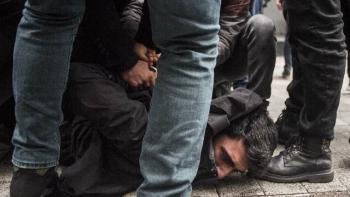 الشرطة التركية تعتدي على أحد طلاب بوغازيتشي- أرشيفية