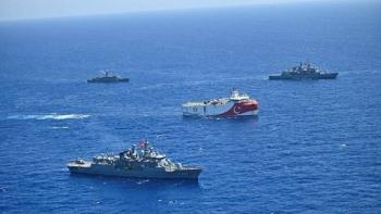 سفن تركية