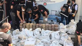 الكوكايين في تركيا