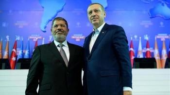 محمد مرسي وأردوغان