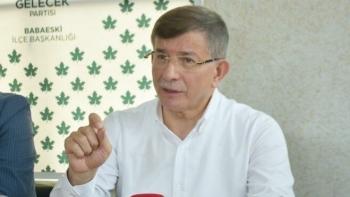 أحمد داوود أوغلو