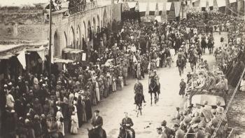 بغداد في قبضة البريطانيين