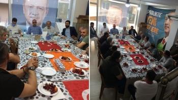 العلم التركي مائدة