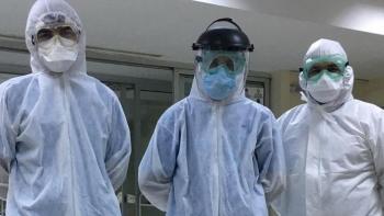 العاملين الصحيين في تركيا