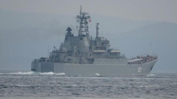 سفينة حربية