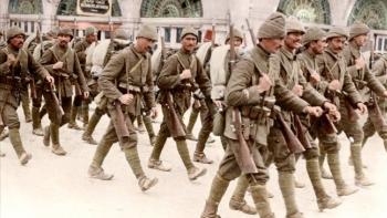 الجيش التركي في الحرب العظمى