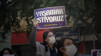 قتل النساء في تركيا