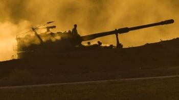 قصف تركي