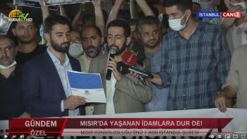احتجاجات أمام القنصلية المصرية بتركيا