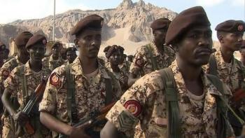 الجيش السوداني- أرشيفية