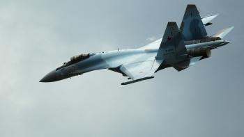 طائرة «سو 35»