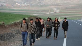 مهاجرين أفغان- أرشيفية