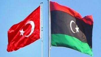 ليبيا وتركيا