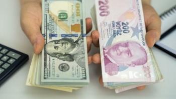الدولار والليرة التركية