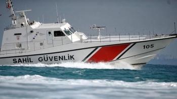 خفر السواحل التركي