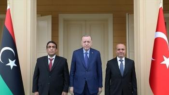 أردوغان والمنفي