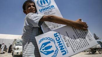 مساعدات الأمم المتحدة