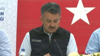 وزير الزراعة التركي