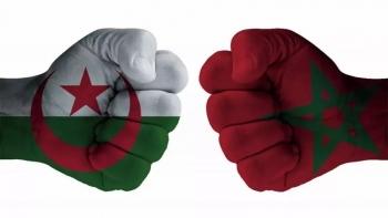 المغرب والجزائر- تعبيرية