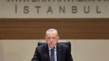 الرئيس أردوغان