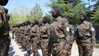 الشرطة الصومالية بتركيا
