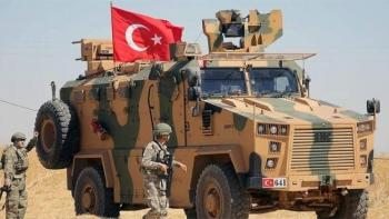 القوات التركية فى سوريا