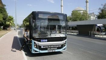 وسائل النقل العام في تركيا
