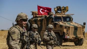 القوات التركية بسوريا