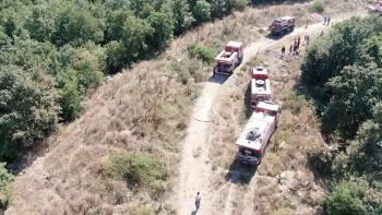 سيارات الإطفاء التركية