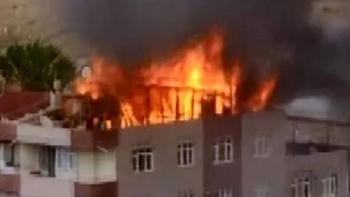 حريق بإسطنبول