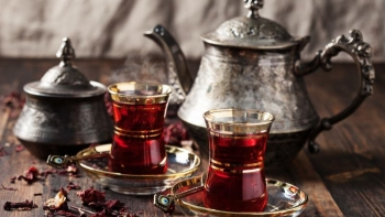 الشاي في تركيا